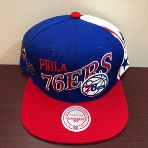 Mitchell & Ness, Adjustable Fit (Snapback) Hat